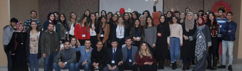 İngiliz Dili ve Edebiyatı Kulübü Tanışma Toplantısı Yapıldı